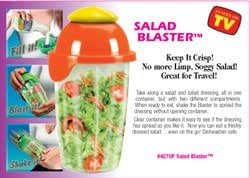 As Seen On TV - Salad Blaster