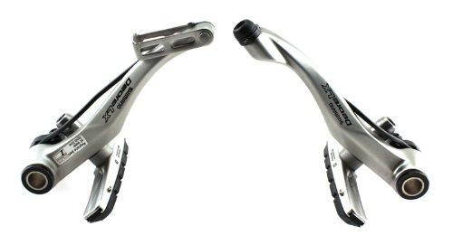 Buy Low Price SHIMANO DEORE LX BR-M580 Mountain Bike V Brake Rear Mountain Bike Aluminum V-brake (B005V4RKY4)