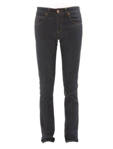 Jeans Snap Rinsed Blue Dr Denim W29 L32 Men's