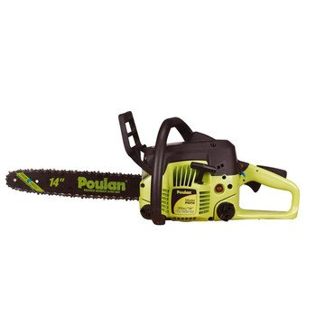 Poulan P3314 14-Inch 33cc 2-Cycle Gas-Powered Chain Saw
