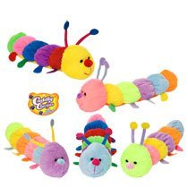 Cuddly Cousins Plush Caterpillar