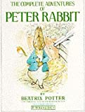 The Complete Adventures of Peter Rabbit (Picture Puffin Books) (0140504443) by Potter, Beatrix