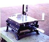お祭りに 懐かしの 手焼センベイ焼機 A