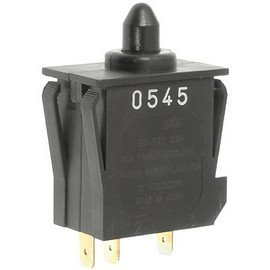 Power Wheels Plunger Type Foot Switch. front-1002509