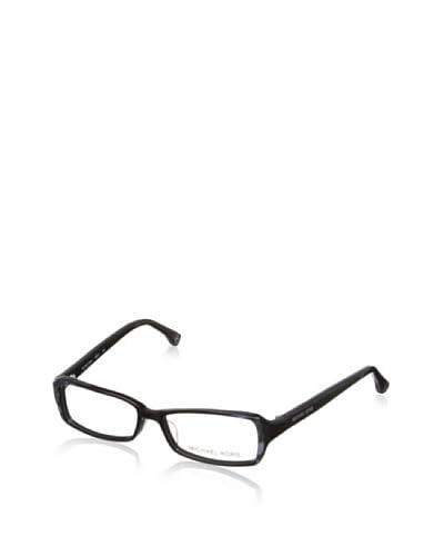 Michael Kors Women's MK221 Eyeglasses, Black As You See