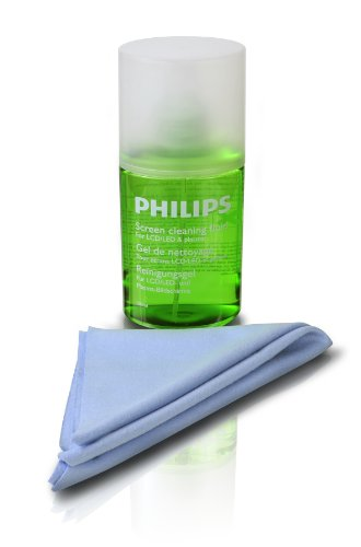 Philips SVC2548G/27 Screen Cleaner for TV's, Plasma, LCD, LED and Computer Screens