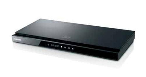 Samsung BD-D5700 WiFi Blu-ray Disc Player (Black)