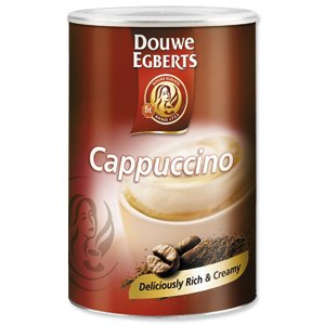 Douwe Egberts Instant Coffee front-636776