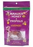 MANUKA HONEY & PROPOLIS Lozenges - 20 count lozeng