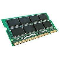 Kingston - Mémoire - 1 Go - SO DIMM 200 broches - DDR II - 533 MHz / PC2-4200