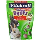 Vitakraft Rabbit Drops with Wildberry
