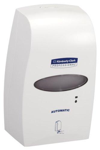 kimberly-clark-professional-92147-distributeur-electronique-de-savon-blanc-1-l
