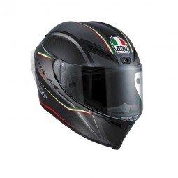 AGV Casco Pista GP Multi E2205 W, color Negro/Italy, talla 9