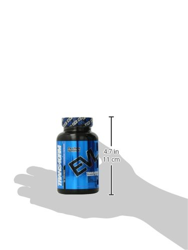 Evlution Nutrition Trans4orm Thermogenic Energizer, 60 serving(120 capsules)