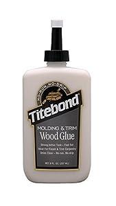 Franklin International 2403 Titebond Wood Molding Glue, 8-Ounce