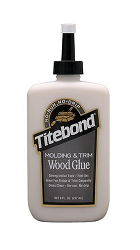 Franklin International 2403 Titebond Wood Molding Glue, 8-Ounce