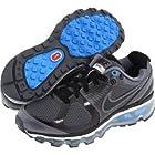 Nike Air Max 2010 (GS) Big Kids Dark Grey/Black-Photo Blue-White Boys Shoes 414309-003-5.5
