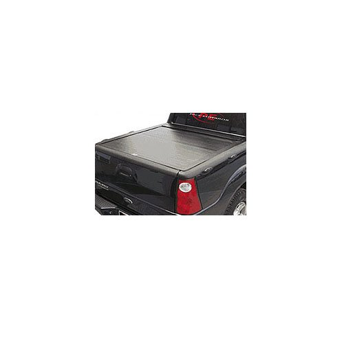 Bedlocker Electric Roll Cover For Chevrolet ~ Silverado ~ 1999-2013 Black Crew Cab, Short Bed