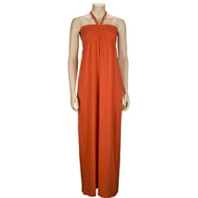 HURLEY Cleo Maxi Dress - Grenadine