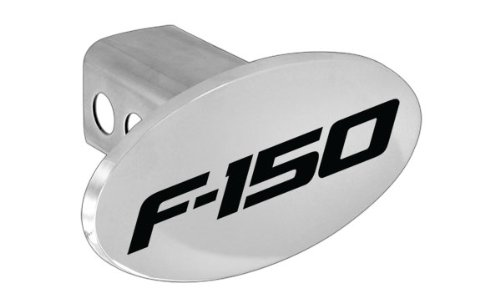 Ford F-150 F150 Metal Trailer Hitch Cover Plug (Metal Trailer Hitch Plug compare prices)
