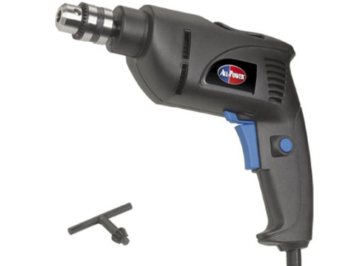 All Power America APT2001 4.2 Amp 3/8-inch Corded Drill
