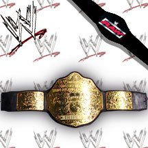 WWE Adult Size World Heavyweight Version 2 Replica Wrestling Belt