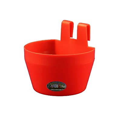 Coop Cup / Galley Pot Red Chicken, Avery Cage