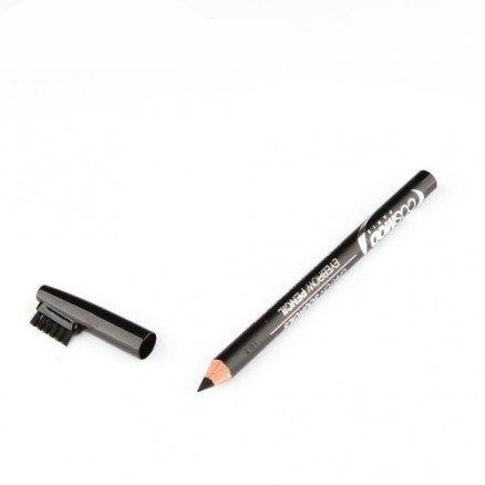 Crayon sourcils hypoallergénique N° 1 - Noir- Cosmod