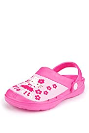 Hello Kitty Clog Shoes