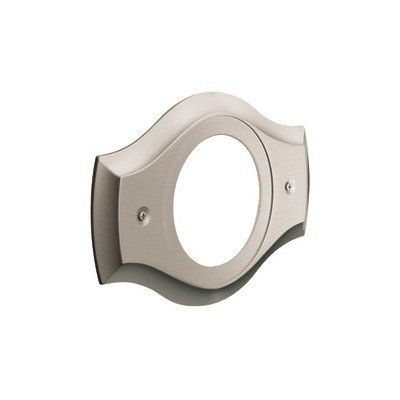 Moen 1920 Remodel Escutcheon for One-Handle Tub/Shower Faucet, Brushed Nickel