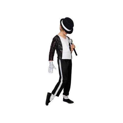 Kids Michael Jackson Billie Jean Halloween Costume