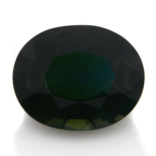Natural Africa Green Tourmaline Loose Gemstone Oval Cut 9*8mm 2.45cts Stunning