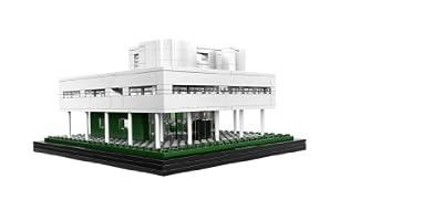 レゴ アーキテクチャー サヴォア邸