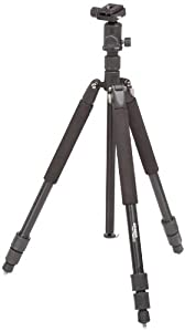 AmazonBasics 62-Inch Aluminum Ball Head Tripod with Bag
