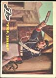 1958 Topps Zorro by Disney (Non-Sports) Card# 39 stop Zorro VGX Condition