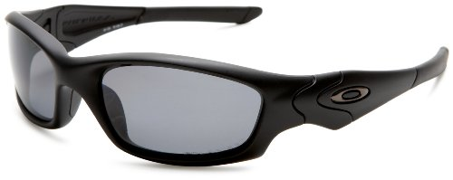 Oakley Men's Straight Jacket Sunglasses 24-124