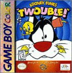 Looney Tunes: Twouble - Game Boy Color