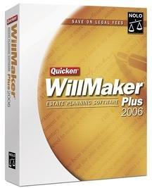 Quicken Willmaker Plus 2006 [Old Version]