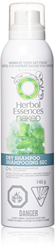 Herbal Essences Naked Dry Shampoo, 140gm- Packaging May Vary