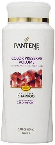 Pantene Pro V Color Preserve Volume Shampoo 21.1 Fluid Ounce