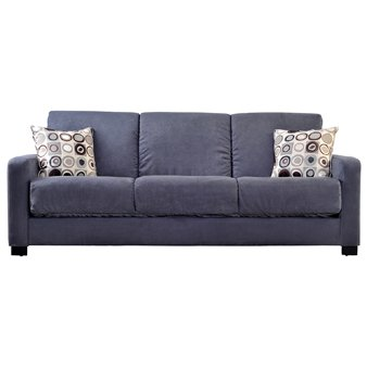 Tremendous Handy Living Cac1 S8 Aaa16 Tahoe Convert A Couch In Gray Theyellowbook Wood Chair Design Ideas Theyellowbookinfo