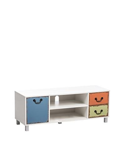 Vintage meubelen wit