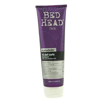 Bed Head Styleshots Hi-Def Curls Shampoo 250ml/8.45oz