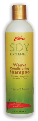 Vitale Elentee Soy Organics Weave Conditioning Shampoo 12 Oz (Blended Beauty Soy Cream Shampoo compare prices)
