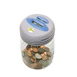 Digital Money Jar Bank
