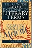 img - for The Concise Oxford Dictionary of Literary Terms book / textbook / text book