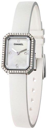 Chanel Premiere Diamond Quartz Ladies Watch H2433