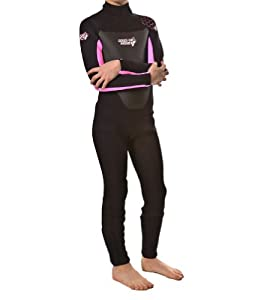 Buy Childrens And Adults Full Length Wetsuit by Soles Up Front. 2mm Neoprene. Ideal for UV protection for your child. Take... by Soles Up Front