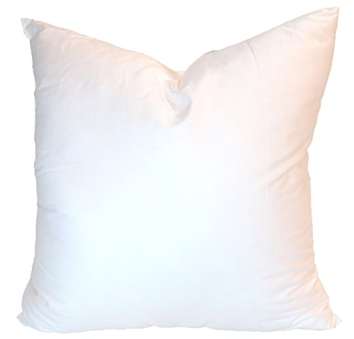 Pillowflex Synthetic Down Pillow Inserts for Shams Aka Faux / Alternative (24 Inch by 24 Inch) (24 Pillow Insert compare prices)