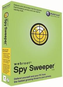 Webroot SpySweeper AntiSpyware - 3 User